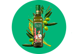 La Española Pure Olive Oil bottle miniature