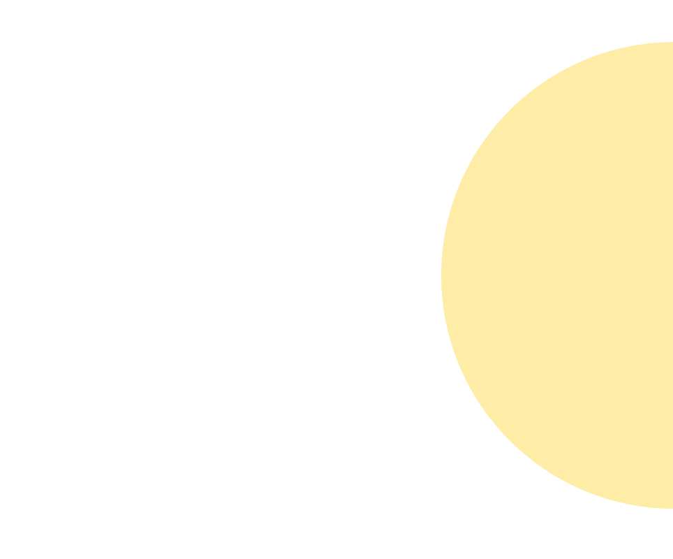 Right pale circle